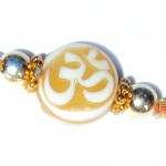 Rakhi Swastik & Om Thread